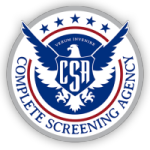 Complete Screening Agency Logo
